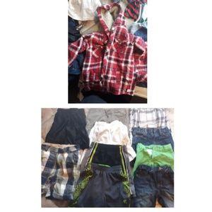 4/5 boys shorts bundle